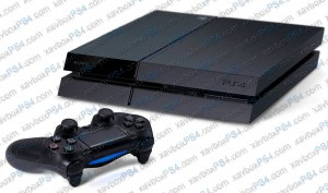 ps4 en mode horizontal