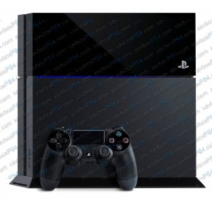 ps4 en mode vertical